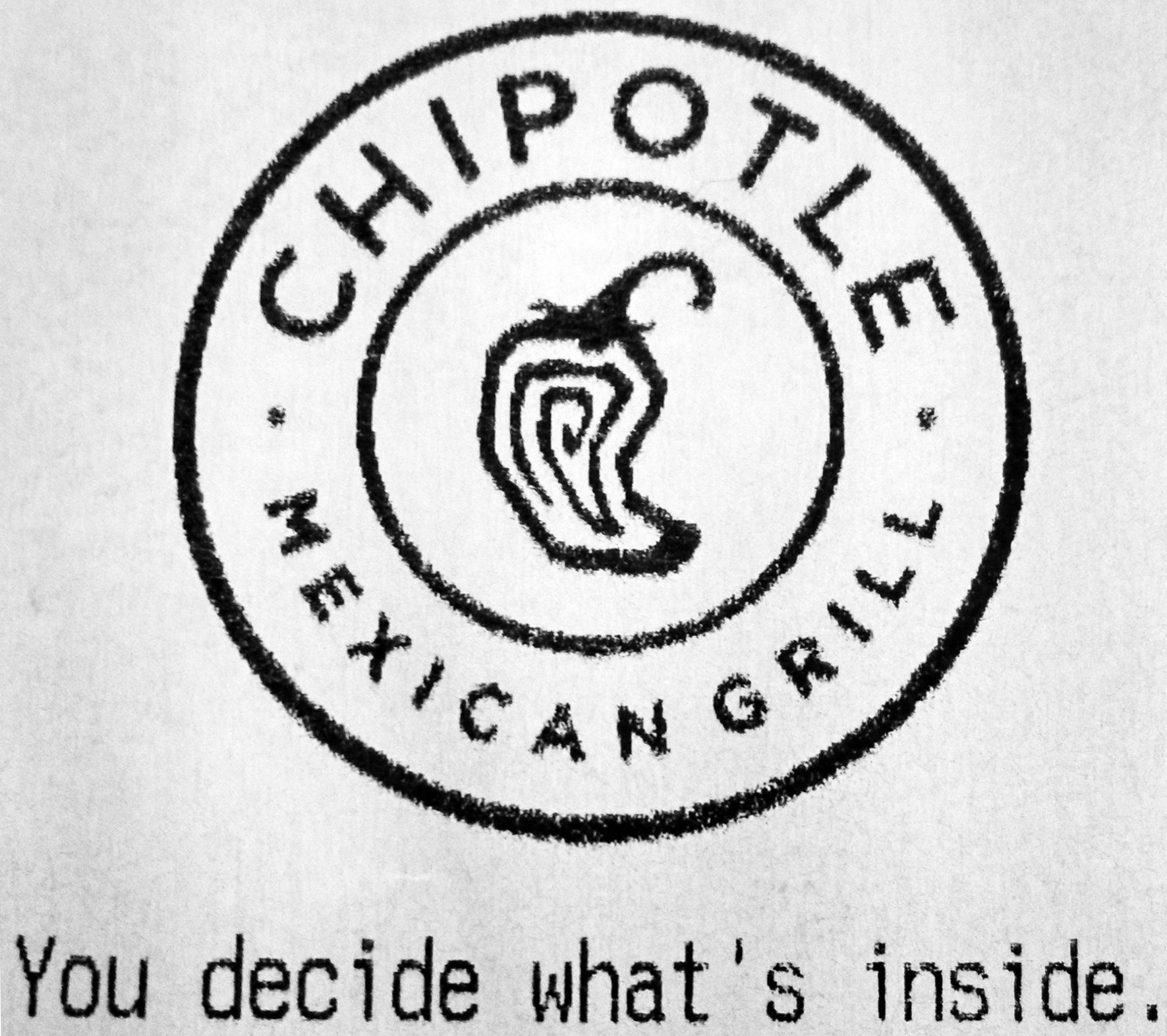 You Decide What's Inside